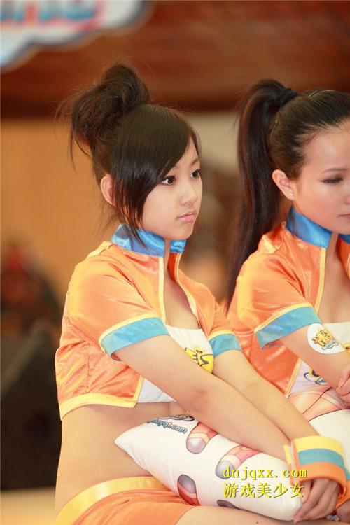 ChinaJoy09游戏美女欣赏1