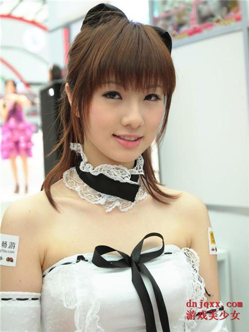 ChinaJoy09游戏美女欣赏3